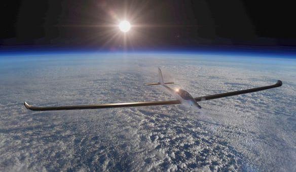 阳光动力2号太阳能飞机计划2018年飞跃大气层边缘