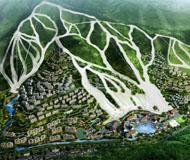崇礼又增滑雪场 富龙滑雪场11月30日开滑