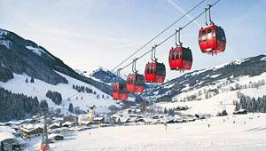 欧洲冬季旅游首选 尽享滑雪乐趣