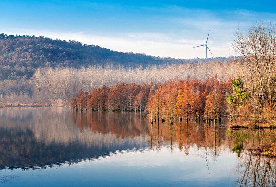划定禁止建设区 留住自然山水
