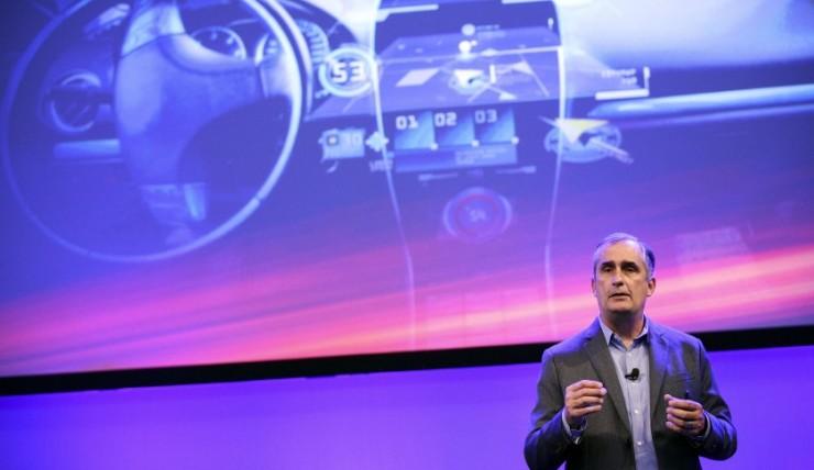 拓展新业务,英特尔成立自动驾驶事业部