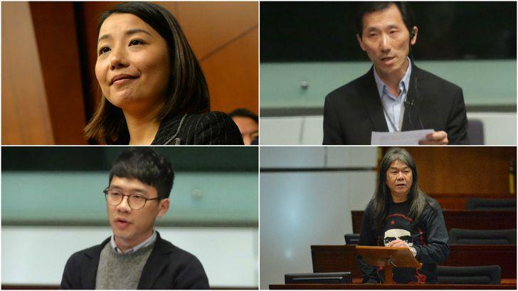 港府再出招 再有四名反对派议员誓词将被司法复核