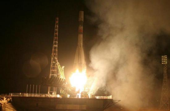 俄罗斯货运飞船发射失败坠毁