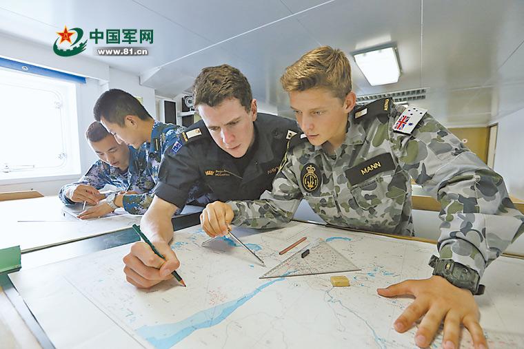 两名外军学员为啥要随中国军舰远航实习?
