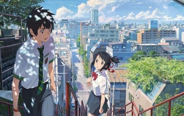 《你的名字。》两天破亿 日本动画电影在华怎么赚钱?