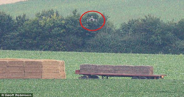 亚马逊试飞送货无人机可能长这样!