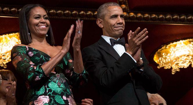 肯尼迪中心荣誉奖典礼于华盛顿举办