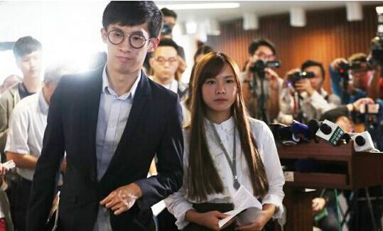 港府正式刊宪宣布梁游立法会议席出缺 二人将被追讨薪津