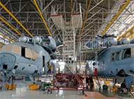 探秘世界最大直升机如何被制造