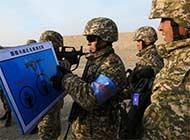 中国射手教外军大兵如何用95