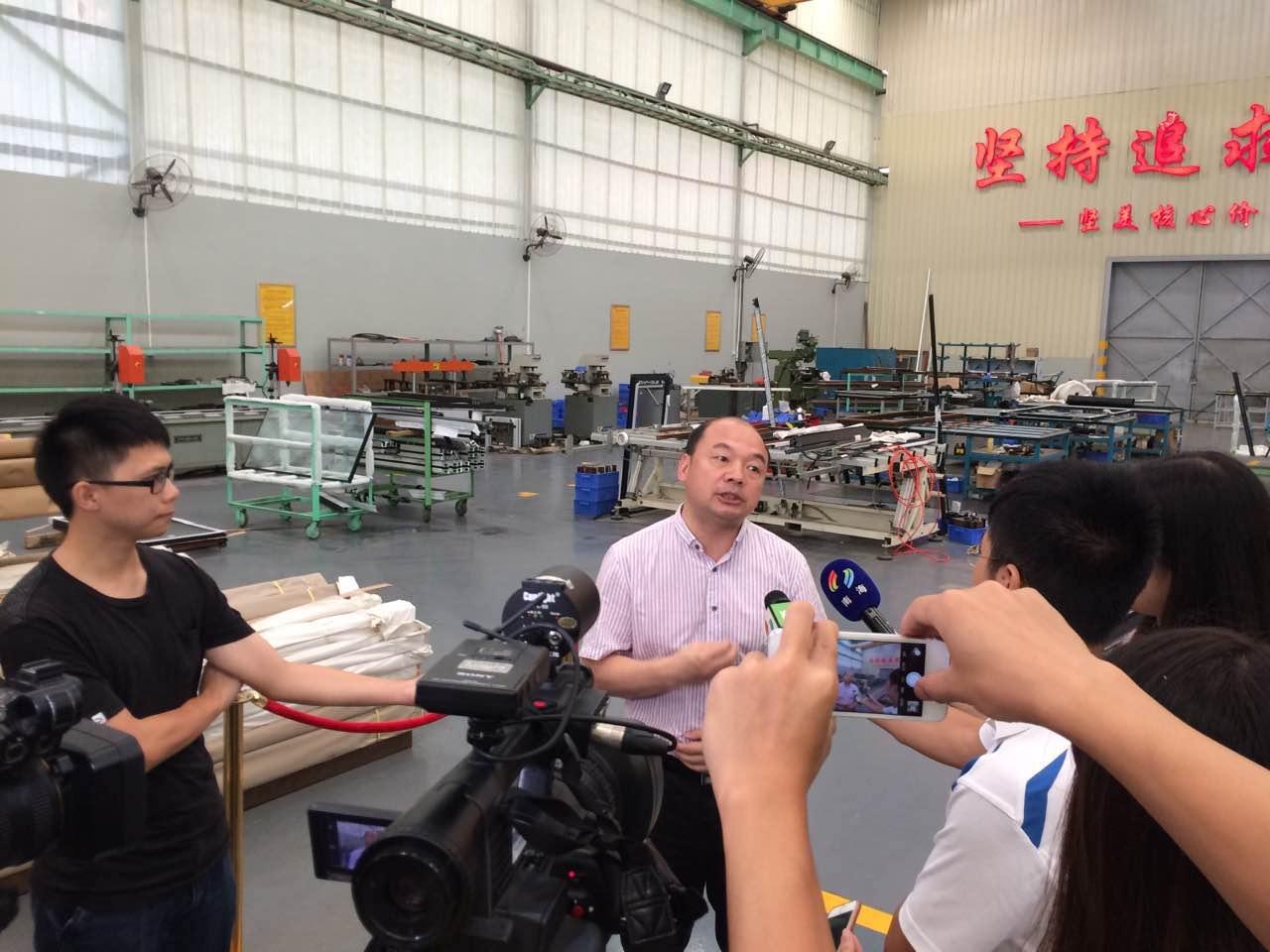 杨建国:南海打造全球产品跨界创新中心