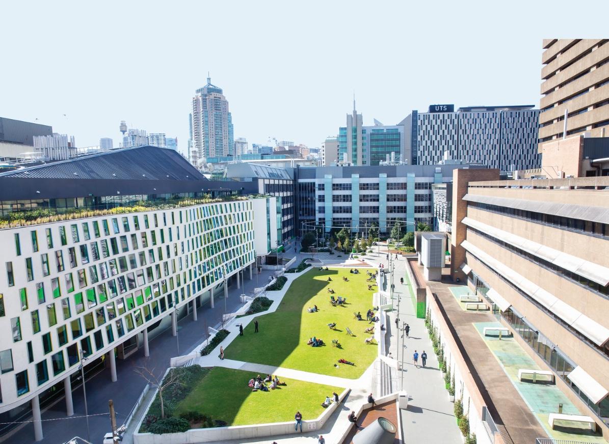 悉尼科技大学首次在华举办开放日:开启悉尼求学之路 探索未来就业机会