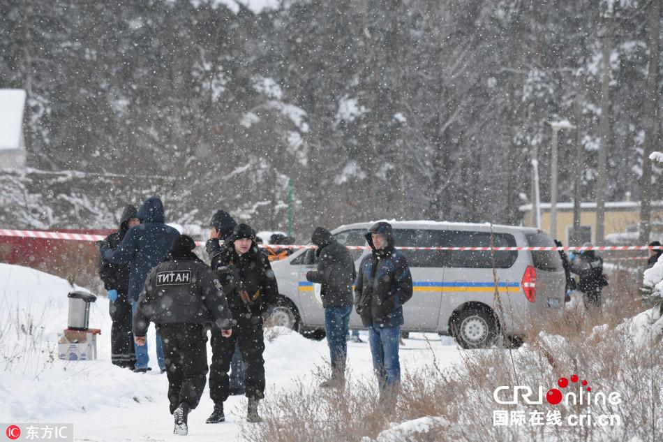 大水冲了龙王庙!乌克兰警察手足相残致5死(图)