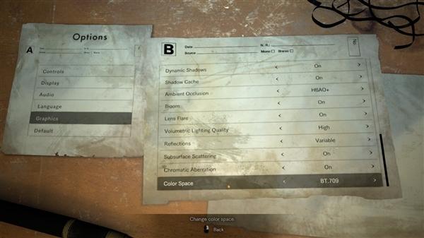 《生化危机7》PC画质选项曝光:优化太用心
