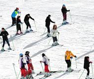 新雪季崇礼游客大幅增加 崇礼旅游迎来开门红