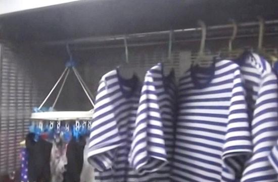 揭秘在中国军舰上如何晾衣服