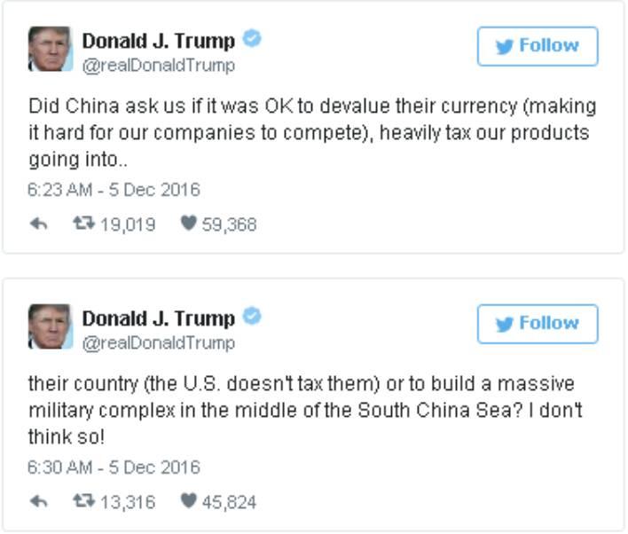 """中国网友对付""""川普嘴炮体""""的玩法,引起了美媒的强烈关注"""
