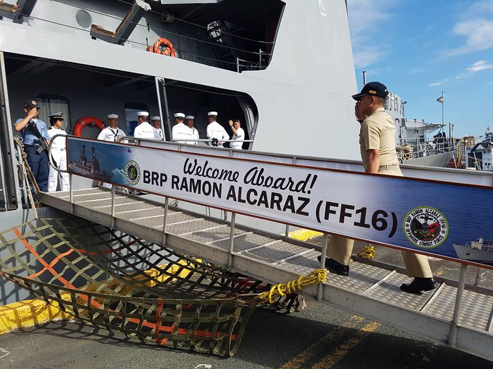 菲律宾军舰访问越南想干嘛?