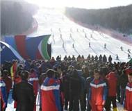 国外滑雪培训师:中国冰雪运动潜在参与群庞大