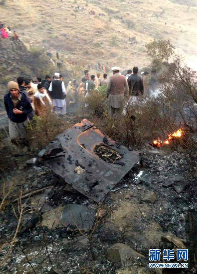 巴基斯坦客机坠毁致48人遇难 有一名中国..