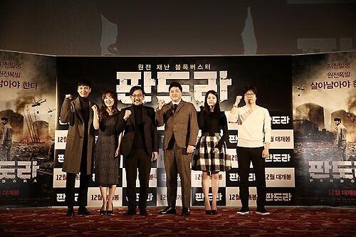 韩灾难片技术炉火纯青 《潘多拉》上映首日票房夺冠