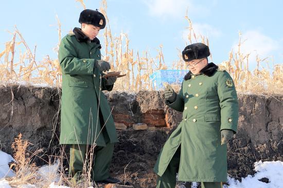 黑龙江农民砍柴发现大量子弹或为日伪时期遗留