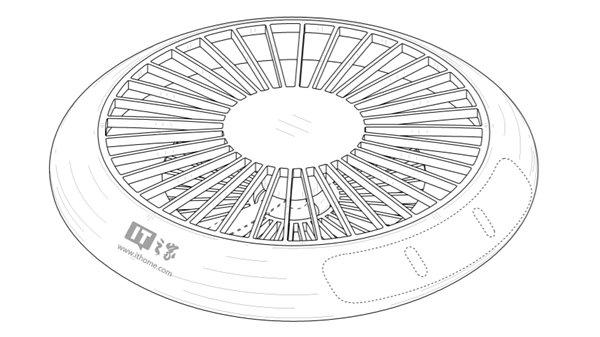 三星无人机专利曝光