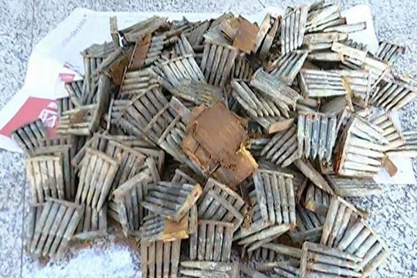 农民意外发现1555发子弹 或为日伪时期遗留