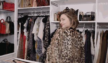米兰达·可儿展示衣橱,拿下亿万富豪靠哪些单品?