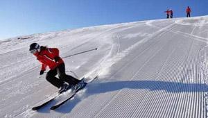 2016年冬季河北最新滑雪地图