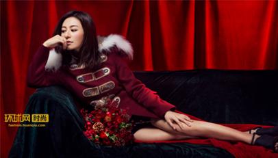 圣诞节与江若琳 一起享受最好的时光