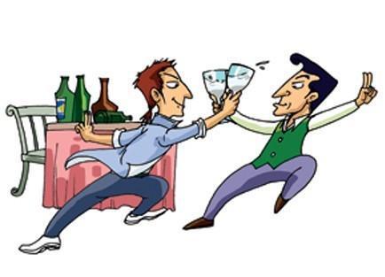 """高校教授研发出""""不醉酒"""" 千杯不醉或将实现"""