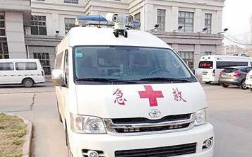 急救车当专车用 贵州一乡卫生院院长被撤职