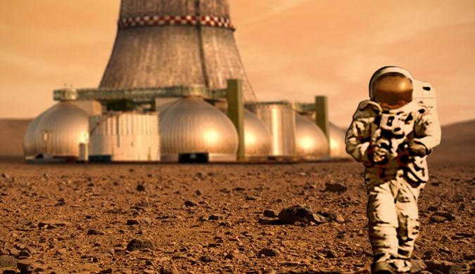 """""""火星一号""""因资金问题再推迟:2031年前不会出发"""