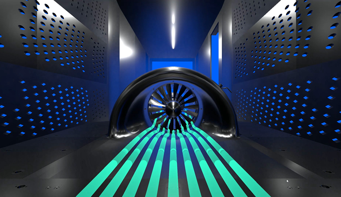 NASA:发动机可装飞机表面 燃油效率最高可提8%