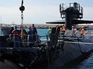 看美军核潜艇如何安装巡航导弹