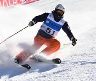 崇礼冰雪氛围渐浓 中国高山滑雪巡回赛将上演