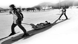 滑雪致伤应拍照留证