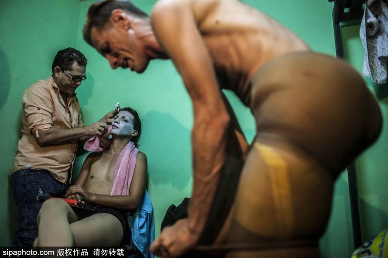 从非法到包容 探访古巴同性恋变性人群体