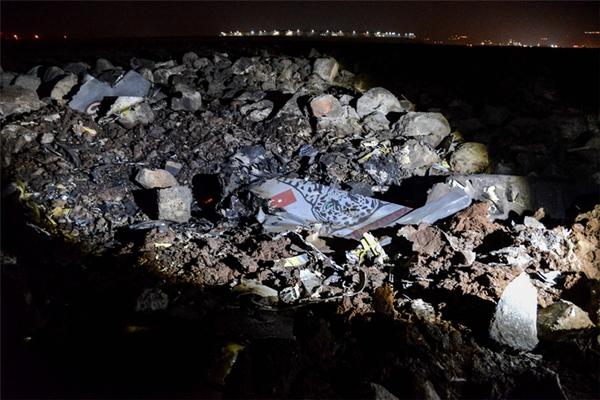 土耳其一架F-16战机坠毁 飞行员弹射逃生