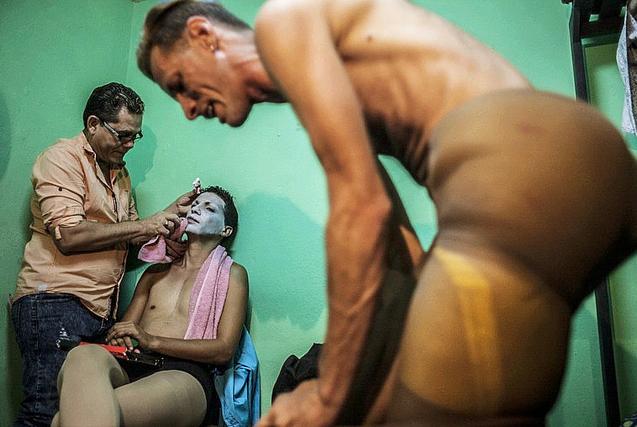 从非法到包容 探访古巴同性恋变性人群