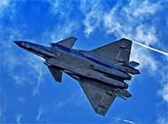 军网发布中国空军新型战机高清照