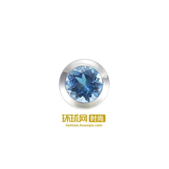 十二月生辰石——托帕石:蔚蓝色的深邃与哲思
