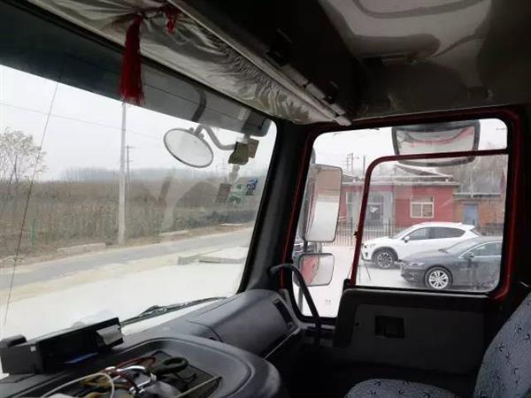 日本大货车的一个设计 死亡率降低数十倍