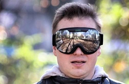 UVEXDownhill滑雪眼镜
