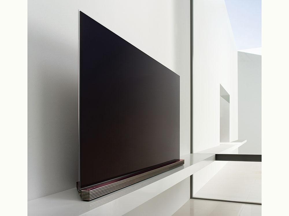 lg oled tv 77. Black Bedroom Furniture Sets. Home Design Ideas