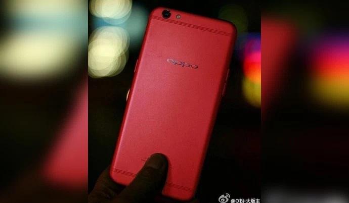 传OPPO R9s红色版将强势登陆美国市场