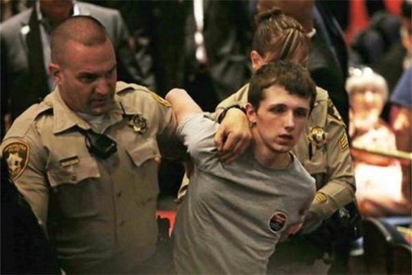 企图枪杀特朗普英男子被判刑 被诊患精神病