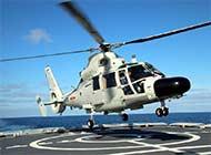 直9C大洋彼岸训练甲板降落