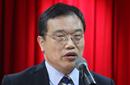 """香港特区行政会议成员、""""一国两制""""研究中心总裁张志刚"""